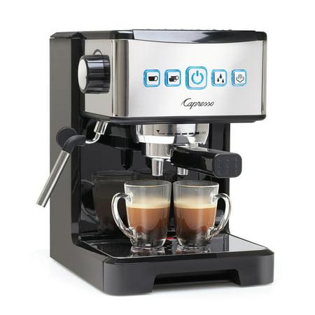 Capresso Ultima PRO Programmable 2 Cup Home Espresso & Cappuccino Maker