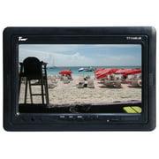 "Tview T711HR-IR 7"" Active Matrix TFT LCD Car Display - Black (t711hrir)"