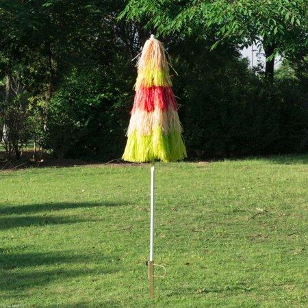 Tiki Beach Outdoor Umbrella - Adjustable and Lightweight - multicolour - image 7 of 7