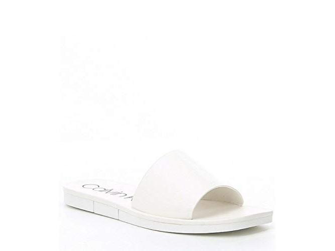 Calvin Klein Womens Open Toe Casual