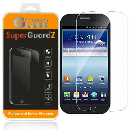 [2-Pack] For Samsung Galaxy S3 - SuperGuardZ Tempered Glass Screen Protector, 9H, Anti-Scratch, Anti-Bubble, Anti-Fingerprint (Galaxy S3 Screen Replacement Blue)