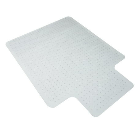 ESS-8800C Office Furniture Essentials Series 36 Inch x 48 Inch Durable Anti-Skid Surface Chair Mat Carpet