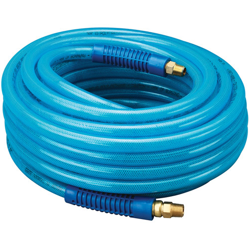 "Plews And Edelman Tomkins 13-50AE 3/8"" x 50' 300 PSI Polyurethane Air Hose"