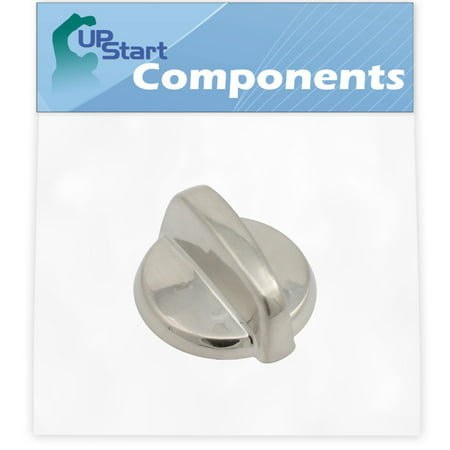 Replacement Control Knob WB03T10284 Stainless Steel Finish for General Electric JB700SN1SS Range - image 1 of 4