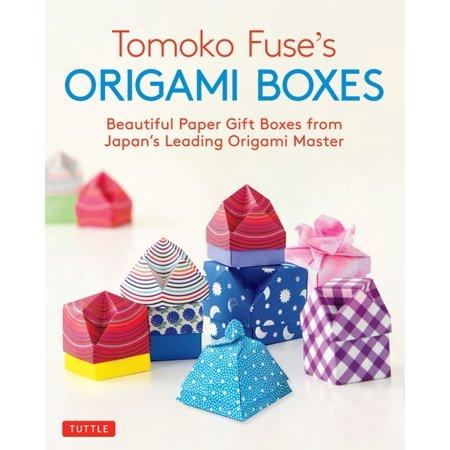 Tomoko Fuse's Origami Boxes - -