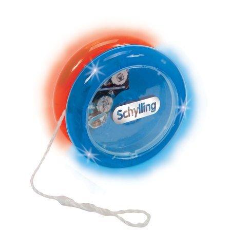 Light Up Yo-Yo - Skill Toys by Schylling (LYY)