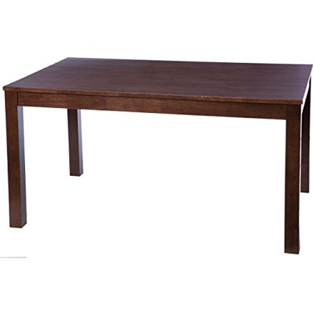 Contemporary Wenge Wood Dining Table Includes Modhaus Living Pen
