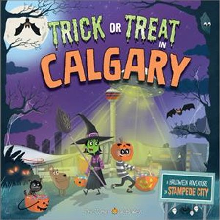 Halloween City Coupons (Trick or Treat in Calgary : A Halloween Adventure in Stampede)