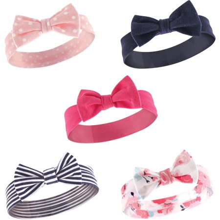 Girl Headbands, 5-Pack