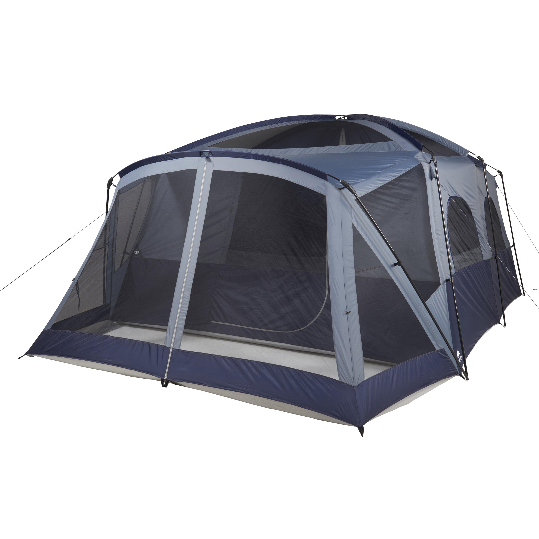Ozark Trail 12-Person Cabin Tent With Screen Porch and 2 Entrances - Walmart .com  sc 1 st  Walmart & Ozark Trail 12-Person Cabin Tent With Screen Porch and 2 Entrances ...