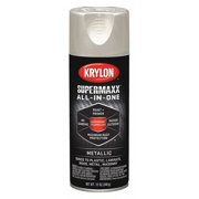 Krylon K08993000 Nickel Metallic Spray Paint, 12 oz.