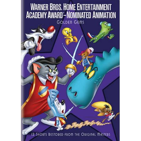 Warner Bros  Home Entertainment Academy Award Nominated Animation  Golden Gems  Full Frame