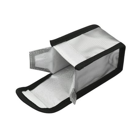 Explosion-proof Lipo Battery Safe Bag Firepoof Waterproof