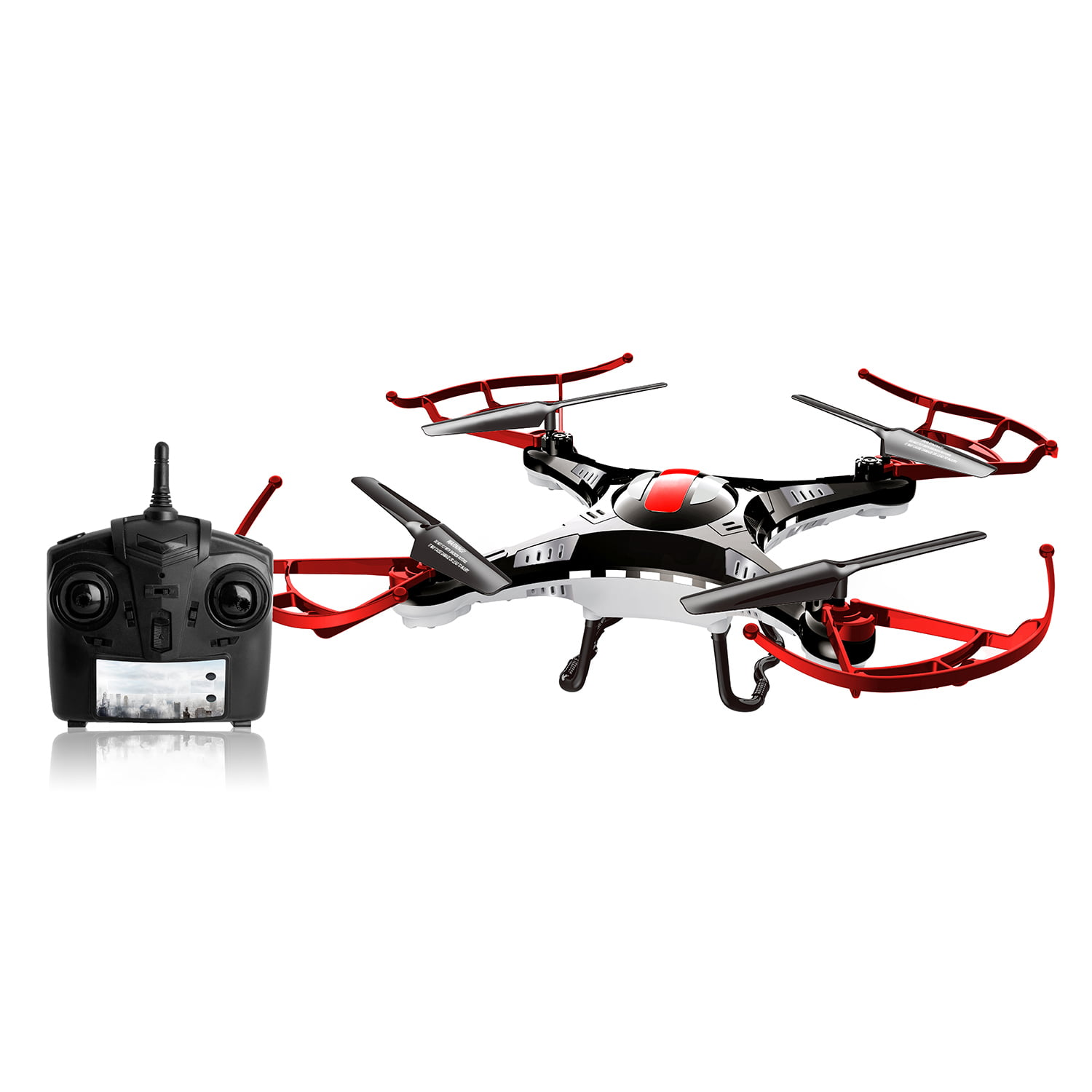 RC Quadcopter 2.4GHz 6-Axis Radio Control Flight Drone Video Photo Camera by Alta
