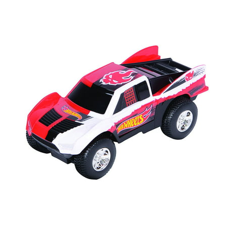 Fluker Lighting - Toy State Hot Wheels Freeway Flyer Light and Sound Baja Truck Vehicle