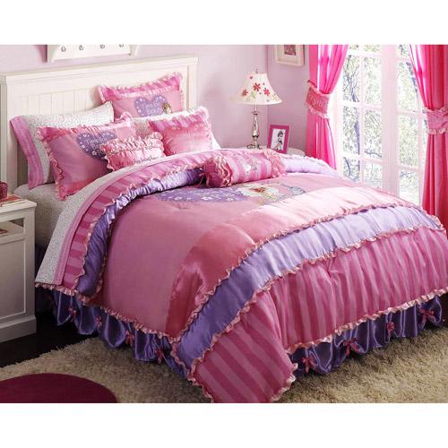 Fancy Nancy RSVP Comforter, Multi Color