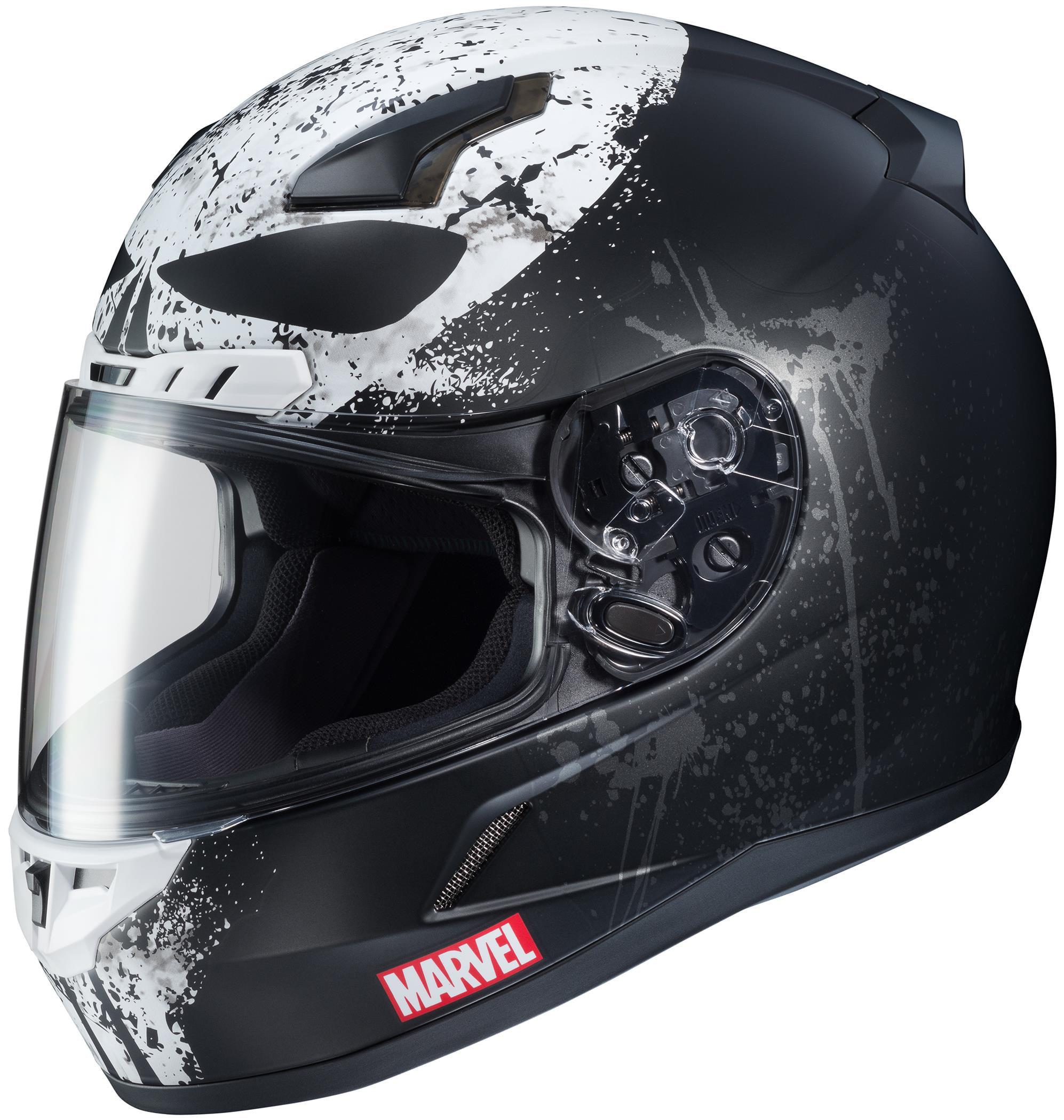 HJC CL-17 Marvel Punisher II Helmet