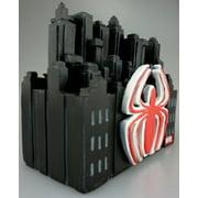 Marvel Spiderman City Skyline Toothbrush Holder