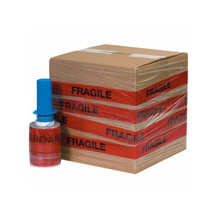 Box Packaging Goodwrappers Identi-Wrap Stretch Film, 80 Gauge, 5