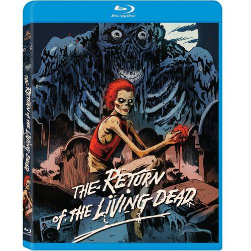 The Return Of The Living Dead (Blu-ray) (Widescreen)