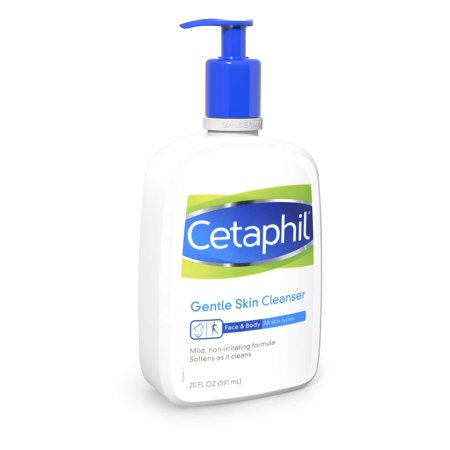 Cetaphil Gentle Skin Cleanser for All Skin Types, 20 Oz 20 Ounce