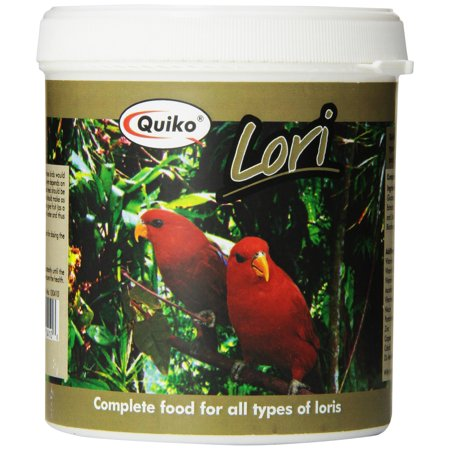 Lory Food - High Supply Lori - Complete Food for Nectar Eating Birds, 1.65 lb. Recloseable Container 12.37 Ounces