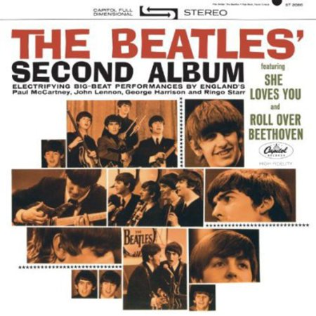 Beatles Second Album (CD)