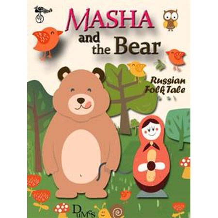 Masha and the Bear - eBook (Masha And The Bear Halloween Costume)