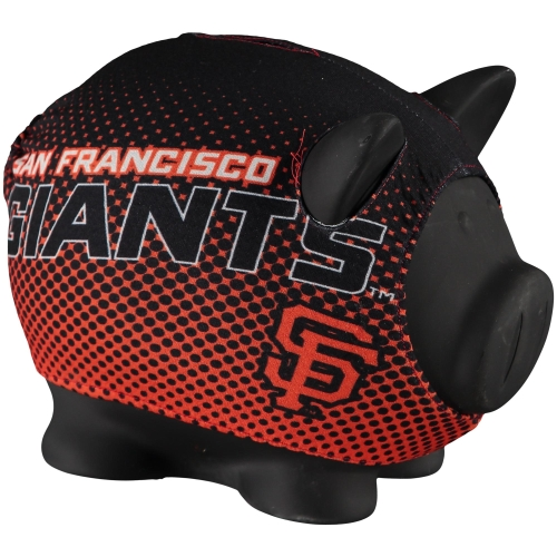 San Francisco Giants Big Logo Sweater Pig Bank - No Size