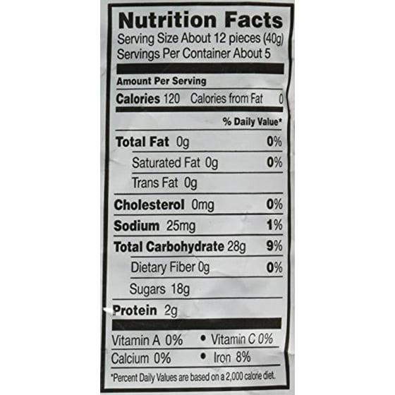 Albanese Fat-Free Gluten-Free Assorted Flavors Gummi Bears, 36 Oz. - Walmart.com