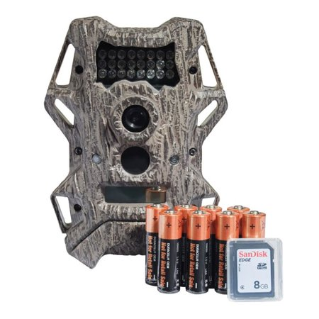 Game Pro Frame - WILDGAME INNOVATIONS CLOAK PRO 14MP LIGHTSOUT GAME CAMERA BUNDLE (BATTERIES AND SD CARD INCLUDED)