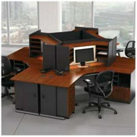Bush Industries BSHWC94453SU 3-Drawer Ped.- Box-Box-File- 15-.63in.x20-.38in.x28-.25in.- CY-GXY Bush Industries Bush Series