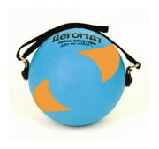 Pilates Weight Ball in Teal and Orange