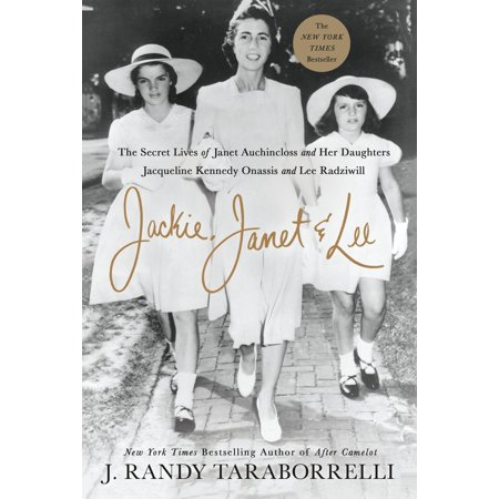 Jacqueline Kennedy Pearl (Jackie, Janet & Lee : The Secret Lives of Janet Auchincloss and Her Daughters Jacqueline Kennedy Onassis and Lee Radziwill)