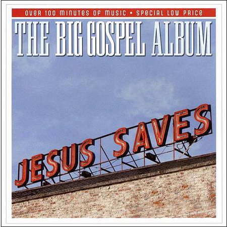 The Big Gospel Album (2CD)