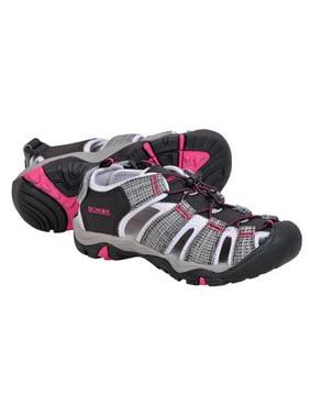 Brown Oak Women's Hiking Water Shoes Sport Sandals