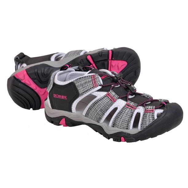 Brown Oak - Brown Oak Women's Hiking Water Shoes Sport Sandals -  Walmart.com - Walmart.com