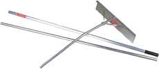 Midwest Rake Snow Roof Rake, 16 Ft. With 82 In., 3 Section, Telescoping Handle by Roof Rakes