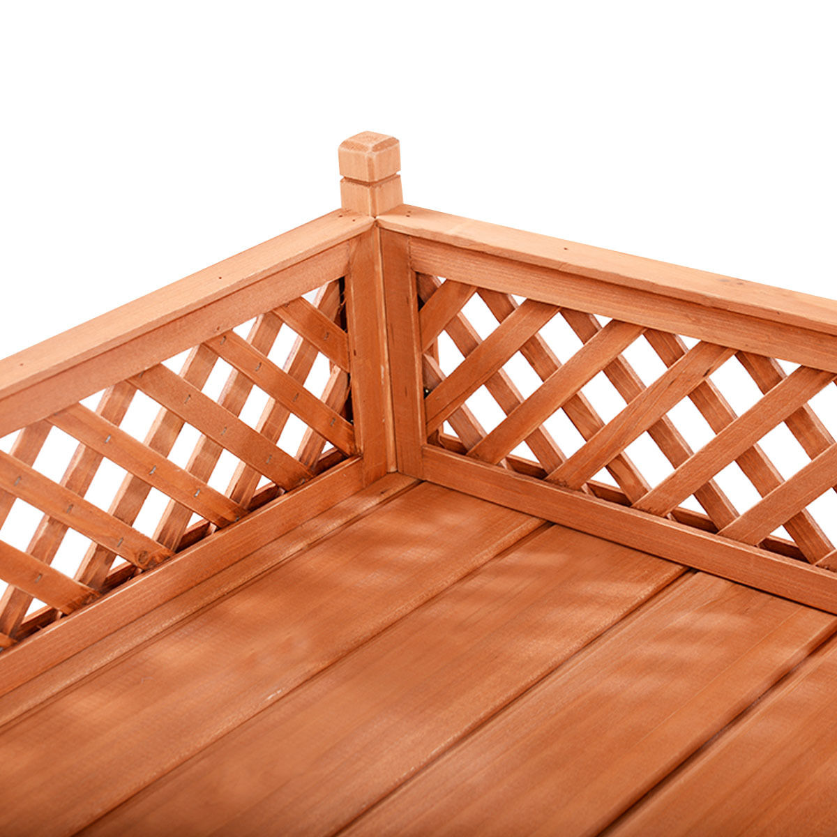 Roof balcony roof balcony exterior transitional with for Dog bed roof