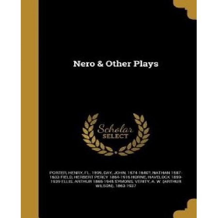 Nero & Other Plays - image 1 de 1