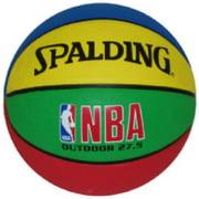 Spalding Sports 63-750T Junior NBA Basketball - 27.5 in.