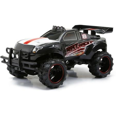 New Bright 1:15 Radio Control Rat Buggy - Black
