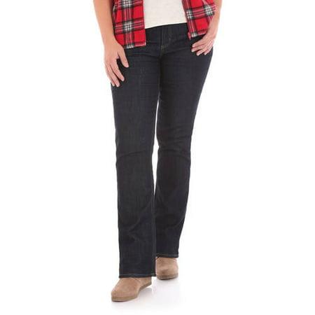 9de7b476 Lee Riders - Women's Fleece Lined Jean - Walmart.com