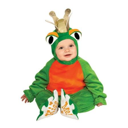 Infant Frog Prince Costume Rubies 881535