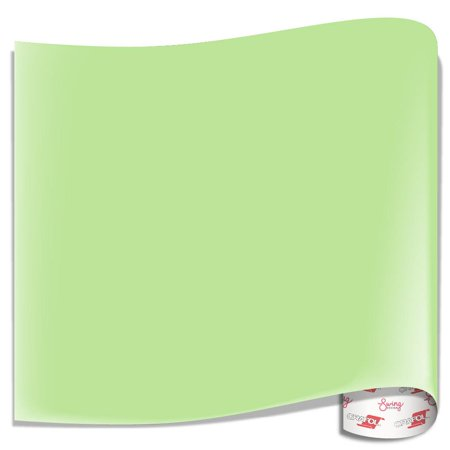 Oracal 631 Matte Vinyl Sheets - Key Lime pie Diabetic Key Lime Pie