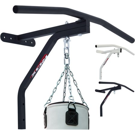 RDX Wall Mount Chin Up Bar Punching Bag Punch Bracket Heavy