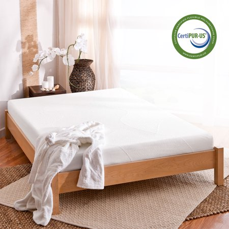 "Spa Sensations by Zinus 8"" Memory Foam Mattress, Twin"