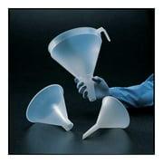 DYNALON Large Funnel,100mm,Polypropylene,PK10 342555-0100