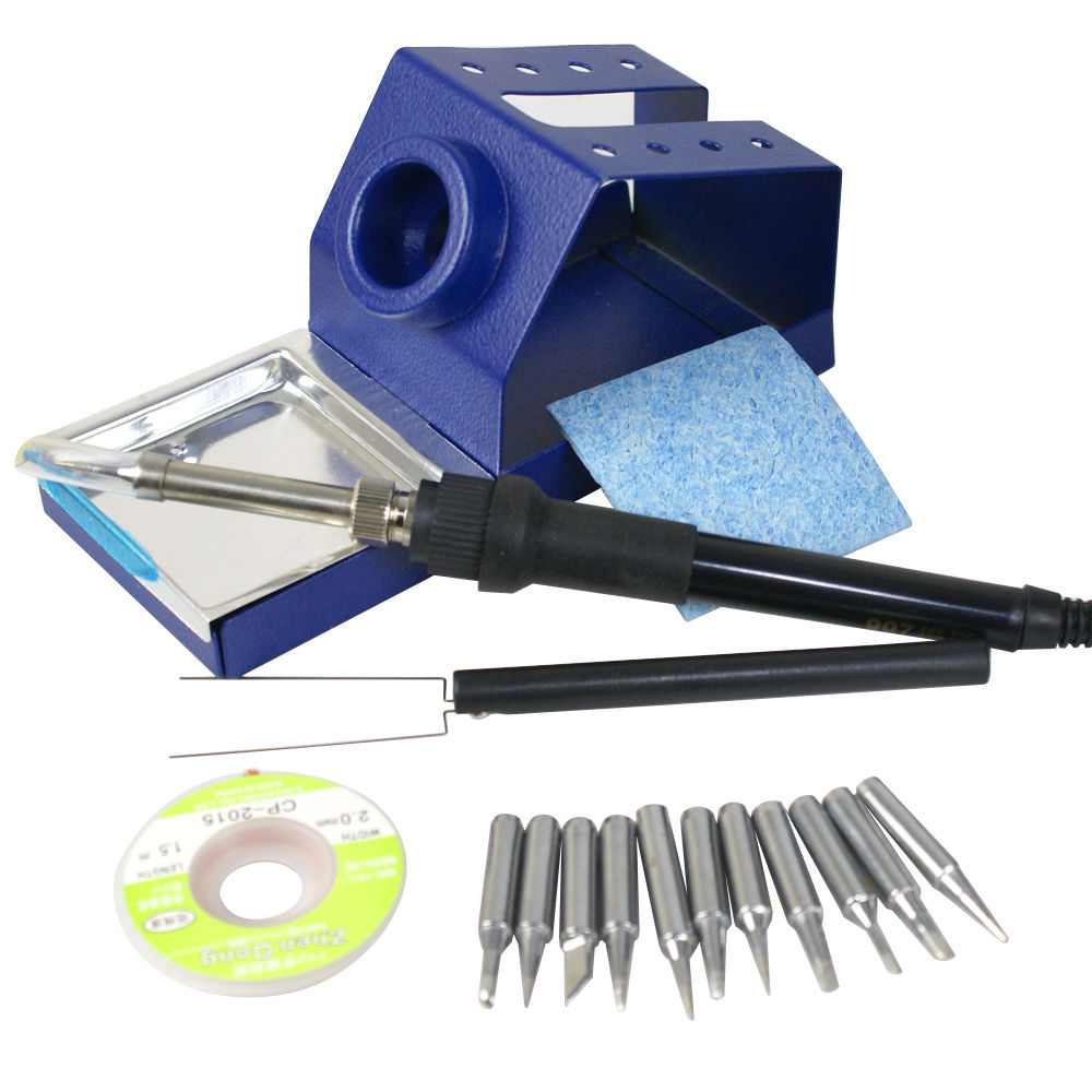 Gizmo Supply 853D 3in1 SMD Soldering Iron Hot Air Rework Station Desoldering Repair 110V
