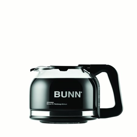 BUNN 10 Cup Drip-Free Carafe for Home Coffee Makers ()